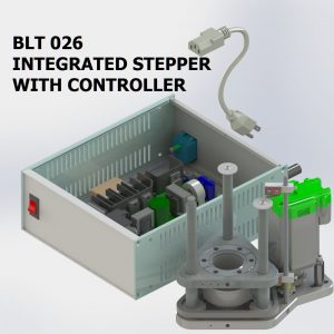 BLT 026 INTEGRATED STEPPER WITH CONTROLLER