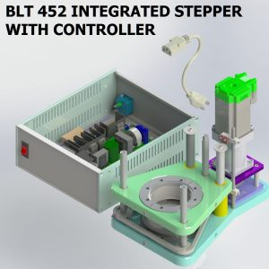 BLT 452 INTEGRATED STEPPER WITH CONTROLLER