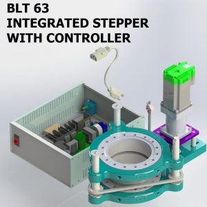 BLT 63 INTEGRATED STEPPER WITH CONTROLLER