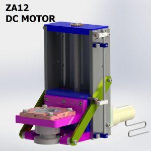 ZA12 DC MOTOR