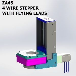 ZA45 4 WIRE STEPPER