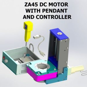 ZA45 DC MOTOR AND CONTROLLER