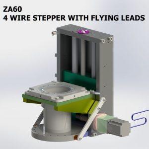 ZA60 4 WIRE STEPPER