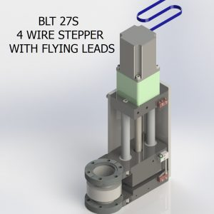 BLT 27S 4 WIRE STEPPER WITH FLYING LEADS