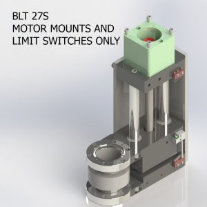 BLT 27S MOTOR MOUNTS AND LIMIT SWITCHES ONLY