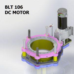 BLT 106 DC MOTOR