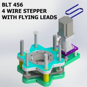 BLT 456 4 WIRE STEPPER