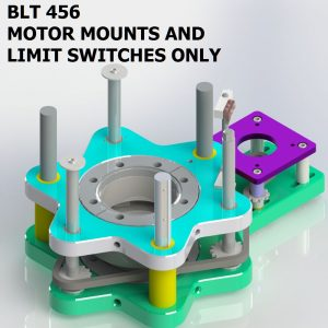 BLT 456 MOTOR MOUNTS AND SWITCHES