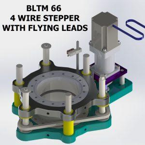 BLTM66 4 WIRE STEPPER