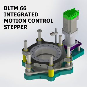 BLTM66 INTEGRATED MOTION CONTROL STEPPER