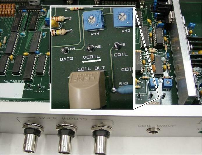 Voice Coil Connector