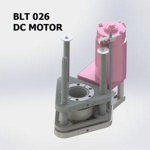 BLT 026 DC MOTOR