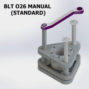 BLT 026 MANUAL