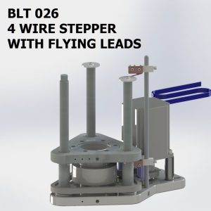 BLT 026 STEPPER MOTOR