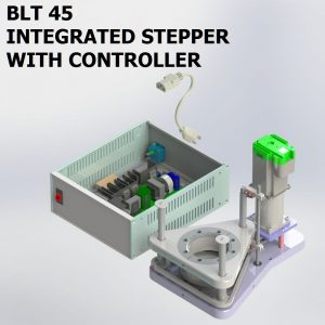 BLT 45 INTEGRATED STEPPER WITH CONTROLLER