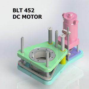 BLT 452 DC MOTOR