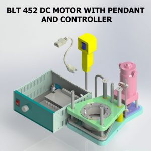 BLT 452 DC MOTOR WITH CONTROLLER