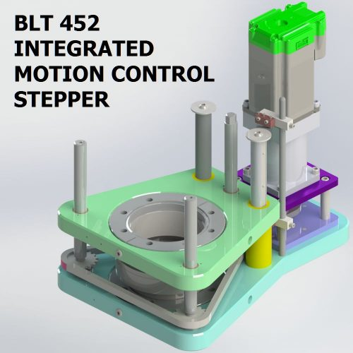 BLT 452 INTEGRATED STEPPER