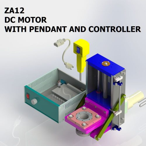 ZA12 DC MOTOR WITH CONTROLLER