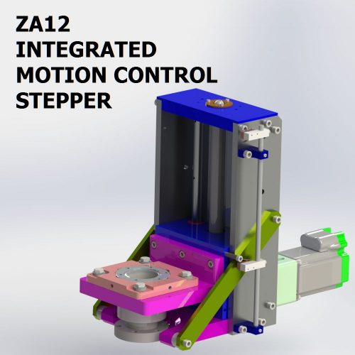 ZA12 INTEGRATED STEPPER