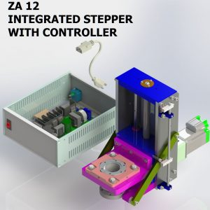 ZA12 INTEGRATED STEPPER WITH CONTROLLER