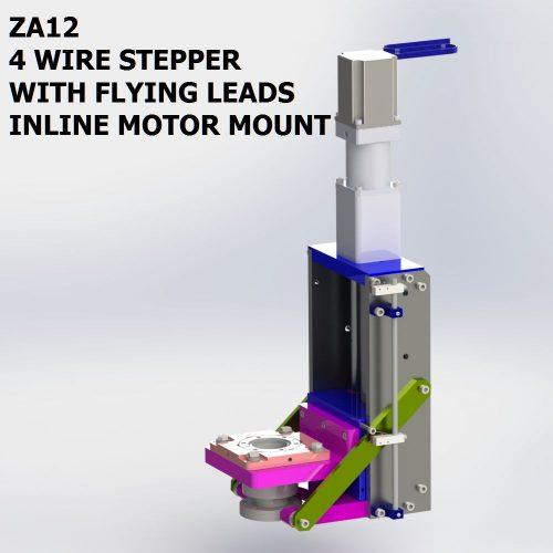 ZA12 STEPPER INLINE