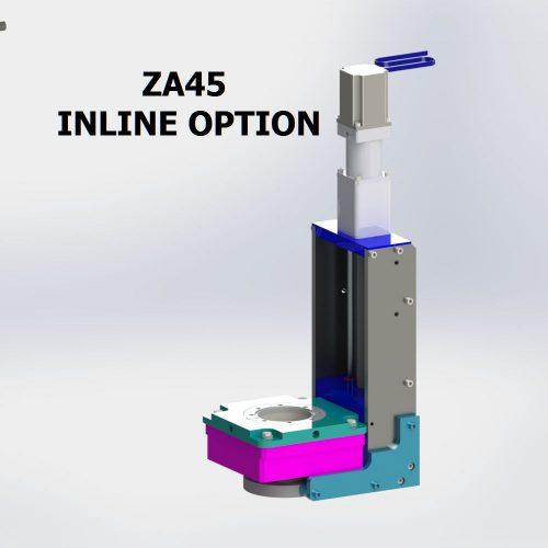 ZA45 INLINE OPTION