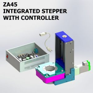 ZA45 INTEGRATED STEPPER WITH CONTROLLER