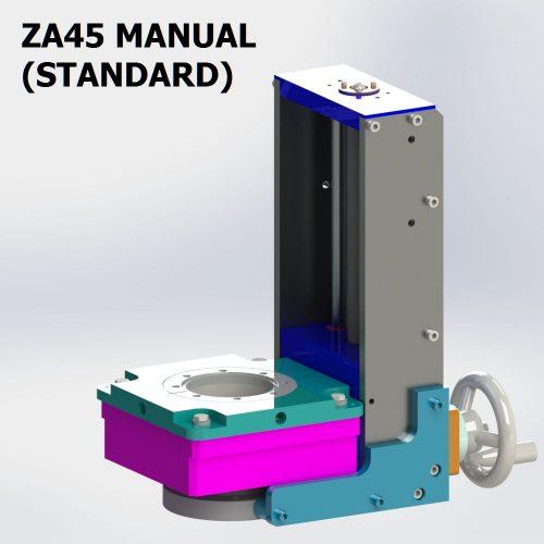 ZA45 MANUAL