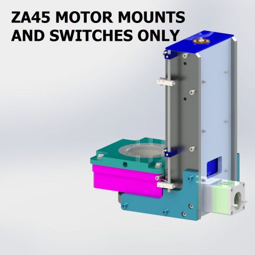 ZA45 MOTOR MOUNTS AND SWITCHES
