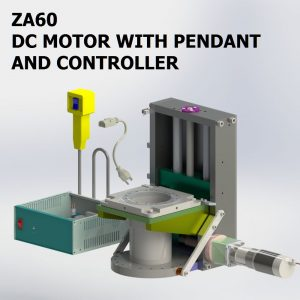 ZA60 DC MOTOR WITH CONTROLLER
