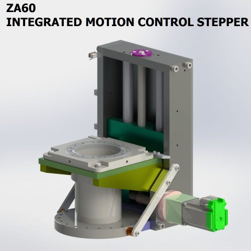 ZA60 INTEGRATED STEPPER