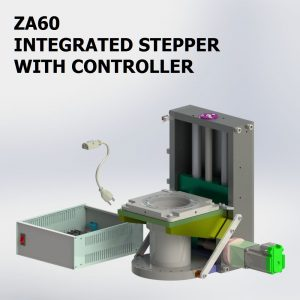 ZA60 INTEGRATED STEPPER WITH CONTROLLER