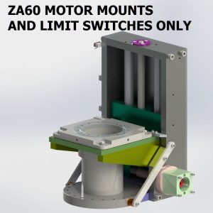 ZA60 MOTOR MOUNTS AND SWITCHES