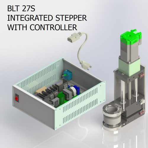 BLT 27S INTEGRATED STEPPER WITH CONTROLLER