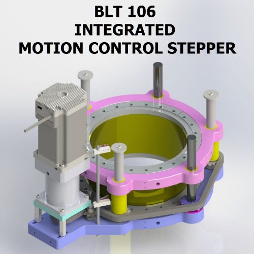 BLT 106 INTEGRATED MOTION CONTROL STEPPER
