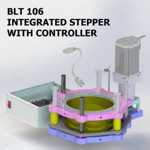 BLT 106 INTEGRATED STEPPER WITH CONTROLLER