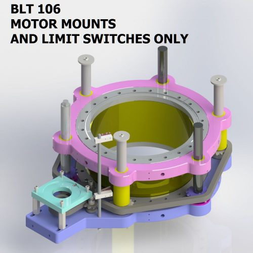 BLT 106 MOTOR MOUNT AND SWITCHES