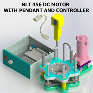 BLT 456 DC MOTOR WITH CONTROLLER