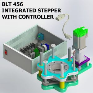 BLT 456 INTEGRATED STEPPER WITH CONTROLLER