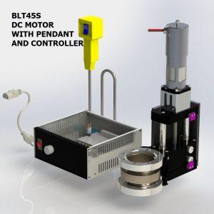 blt45s-dc-motor-w-pendant-controller