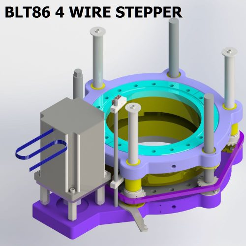 BLT86 4 WIRE STEPPER