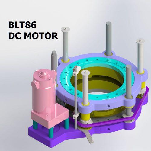 BLT86 DC MOTOR