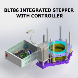 BLT86 INTEGRATED STEPPER WITH CONTROLLER