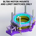 BLT86 MOTOR MOUNTS AND LIMIT SWITCHES ONLY