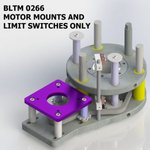 BLTM 0266 MOTOR MOUNTS AND SWITCHES