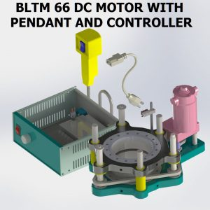 BLTM66 DC MOTOR WITH CONTROLLER