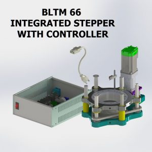 BLTM66 INTEGRATED MOTION CONTROL STEPPER WITH CONTROLLER